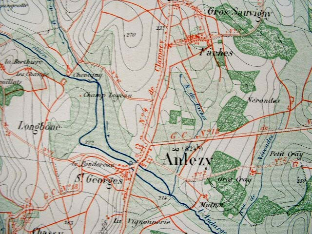 Saone Et Loire Rando Vtt Butte De Suin Le Creusot Le Creusot Rando Vtt Vtt
