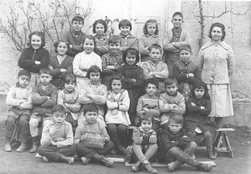 Photo de Classe de Saint-Firmin 1965